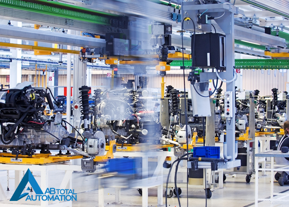 AB Total Automation Puebla